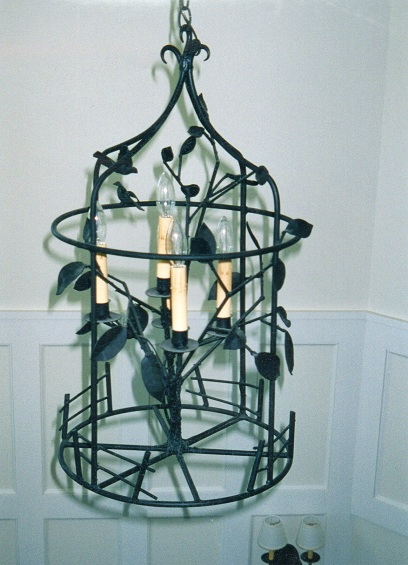 2-Candle-Chandelier