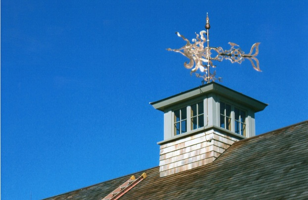 4-Mermaid-Weathervane
