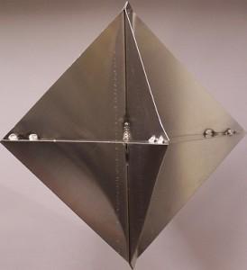 radar reflector - 12 inch